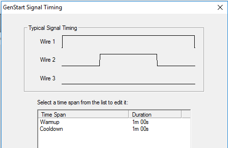 Figure 12: Run Timer 2-wire setup
