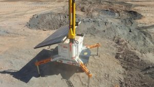 Morningstar controllers are used in solar power systems because they can withstand the extreme and dangerous conditions found in mining sites.